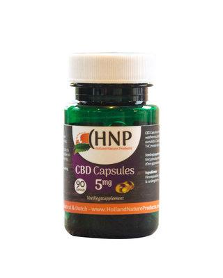 HNP CBD Capsules 5mg 90 capsules