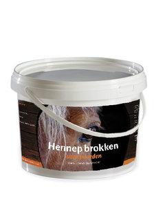 Hennepbrokken voor paarden