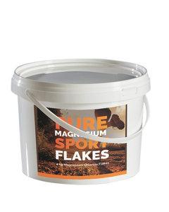 Magnesium sport flakes